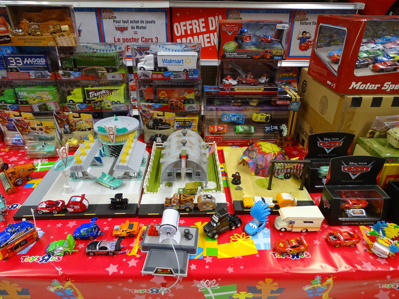Expostion Cars Toys R Us P1310