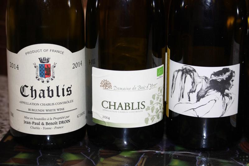Chablis 2014 - Appellation village Img_1112