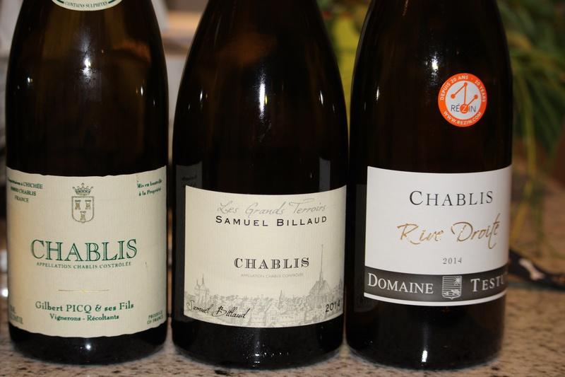 Chablis 2014 - Appellation village Img_1115