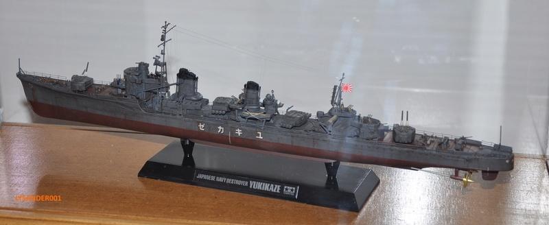 YUKIKAZE - Destroyer Japonais - Tamiya 1/350 Dsc_0111