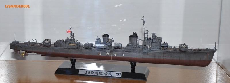 YUKIKAZE - Destroyer Japonais - Tamiya 1/350 Dsc_0112
