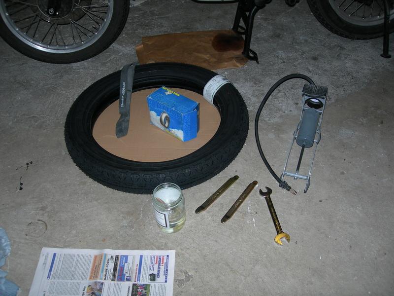 pneu - Changer un pneu - Page 2 Dscn9413