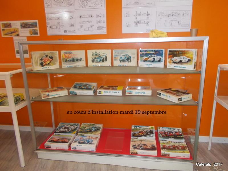 Rétrospective Heller au musée de l'automobile de Lyon Rochetaillée sur Saône  - Page 2 Instal10