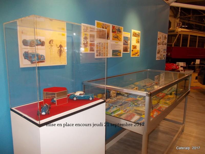 Rétrospective Heller au musée de l'automobile de Lyon Rochetaillée sur Saône  - Page 2 Instal17