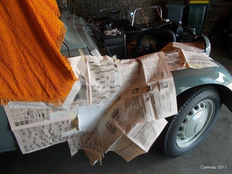 Mon montage à l'echelle 1 ,  Renault Juvaquatre 1954 - Page 5 Marqua12