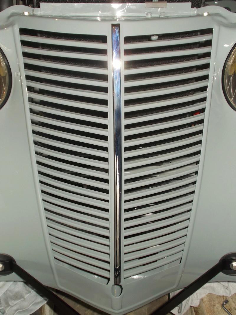 Mon montage à l'echelle 1 ,  Renault Juvaquatre 1954 - Page 3 Remont13