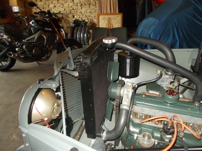 Mon montage à l'echelle 1 ,  Renault Juvaquatre 1954 - Page 3 Remont16