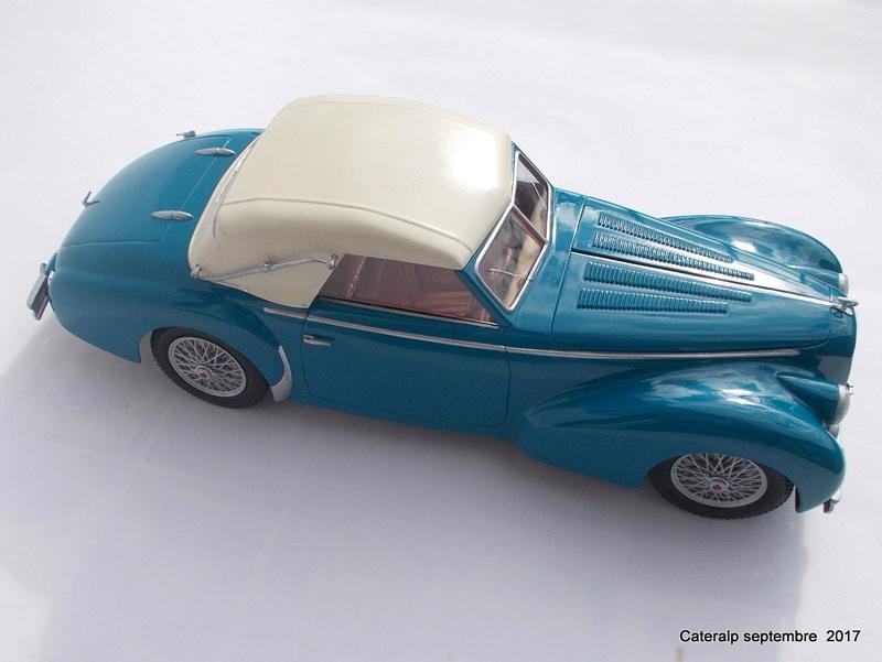 Rétrospective Heller au musée de l'automobile de Lyon Rochetaillée sur Saône  - Page 2 Talbot10