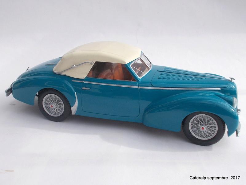 Rétrospective Heller au musée de l'automobile de Lyon Rochetaillée sur Saône  - Page 2 Talbot11