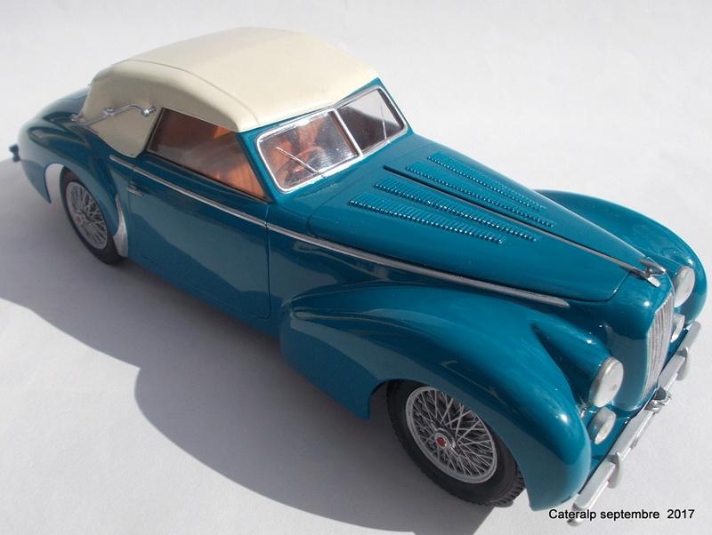 Rétrospective Heller au musée de l'automobile de Lyon Rochetaillée sur Saône  - Page 2 Talbot13