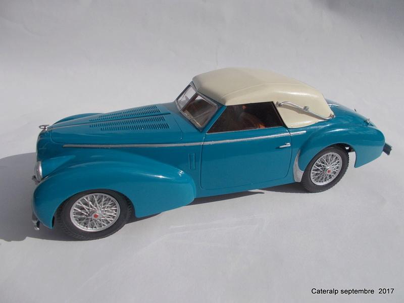 Rétrospective Heller au musée de l'automobile de Lyon Rochetaillée sur Saône  - Page 2 Talbot15