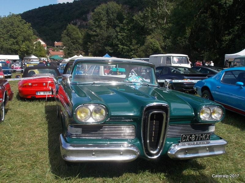 Rassemblement vehicules anciens de Vernas ( Isère)  Vernas35