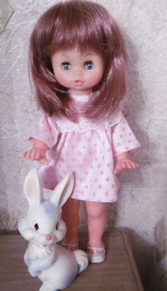 Petite poupée Cabar cherche prénom Cabar310