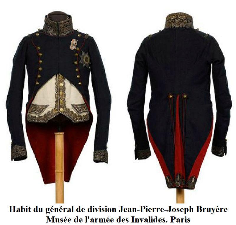Général de division de cavalerie légère Jean Pierre Joseph Bruguière le baron Bruyère Gynyra11