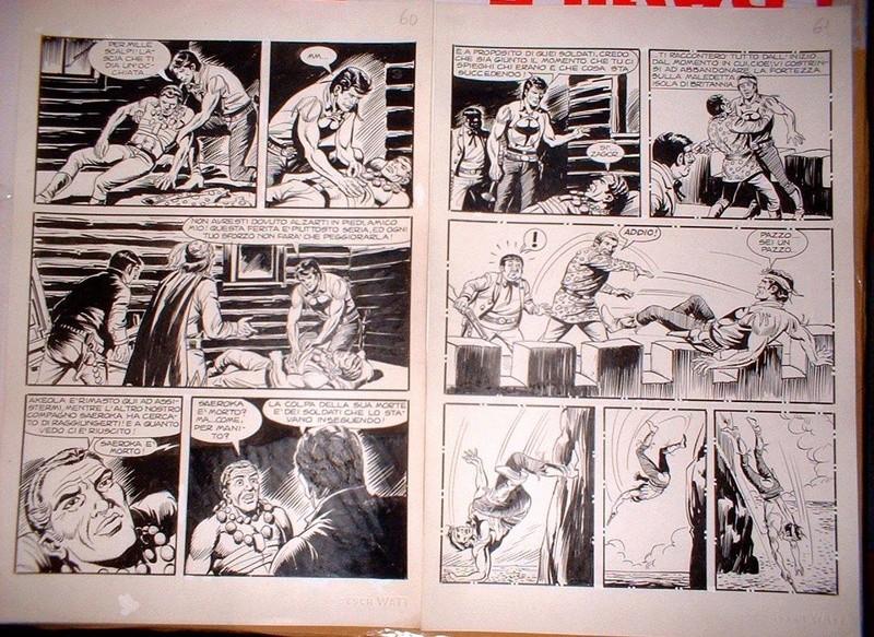 Il re di Cuenca verde (Segna) - Il ritorno di Liberty Sam (Capone) - storie inedite - Pagina 3 20045410