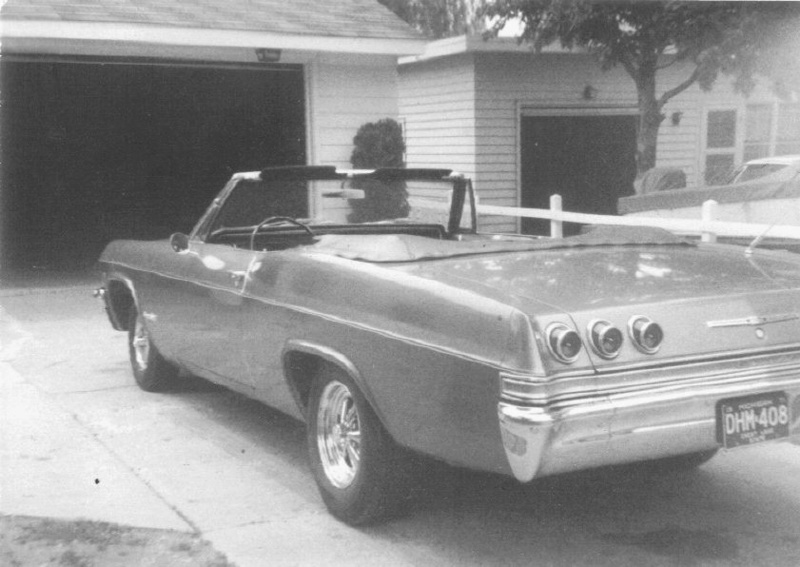 Stories about why you like something--car, plane, engine, boat....etc.. 65chev10