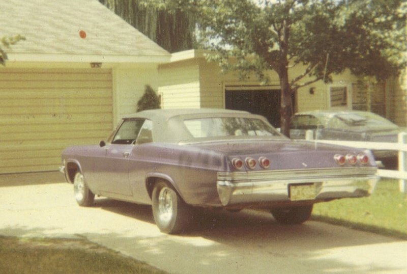 Stories about why you like something--car, plane, engine, boat....etc.. 65chev11