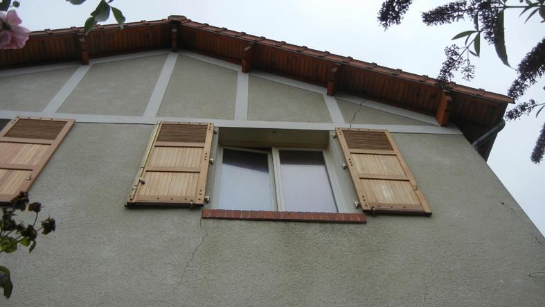 Fissuration maison : quelles solutions ? Facade12