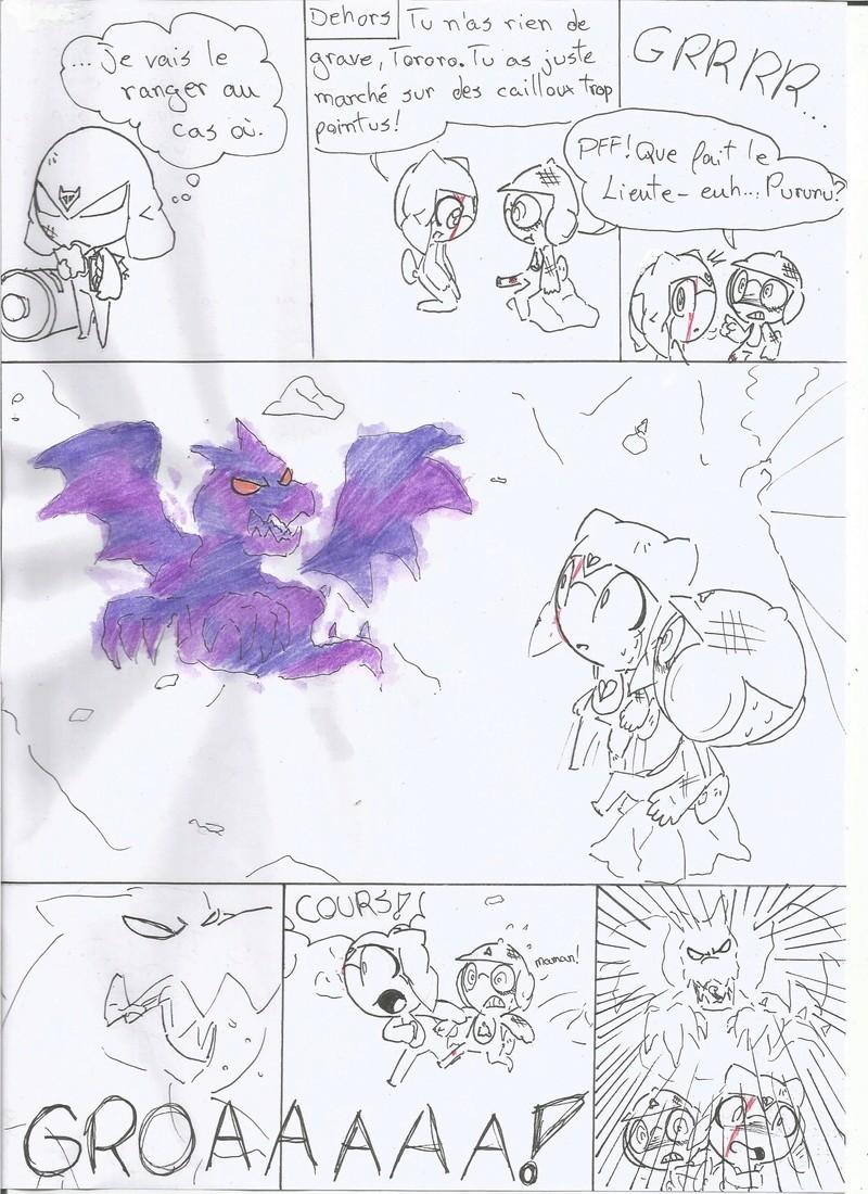 Sergent Keroro et le Démon des Ténèbres - Page 4 Page_315