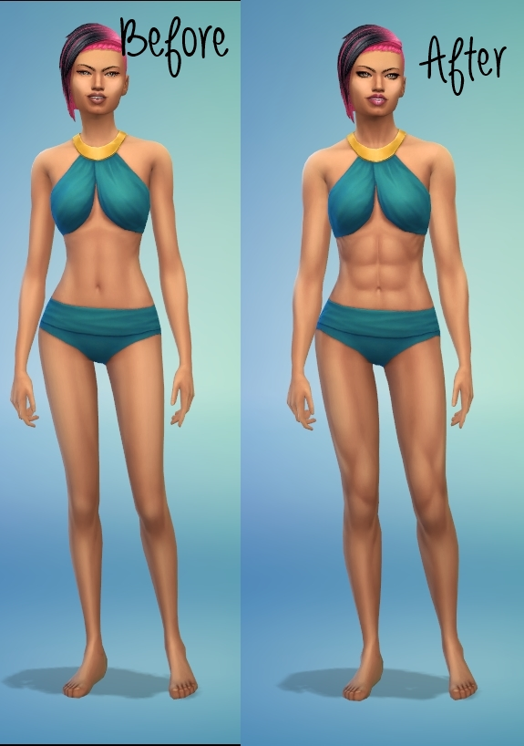 Puny to Powerful TS4Fitness Mini Challenge - Page 2 06-29-10