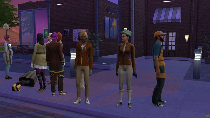 Sims Who Dressed in the Dark SIMs 4 [2014-2018] - Page 8 07-18-13
