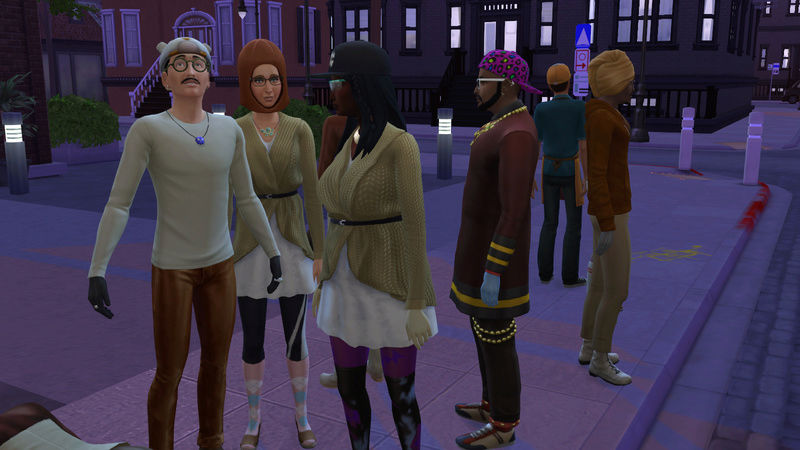 Sims Who Dressed in the Dark SIMs 4 [2014-2018] - Page 8 07-18-15