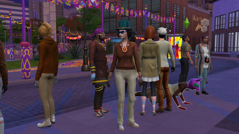 Sims Who Dressed in the Dark SIMs 4 [2014-2018] - Page 8 07-18-16