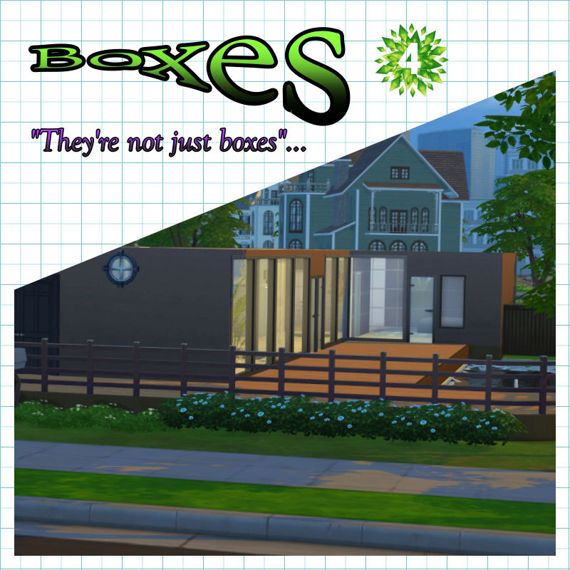 Sims 4 Downloads Boxes10
