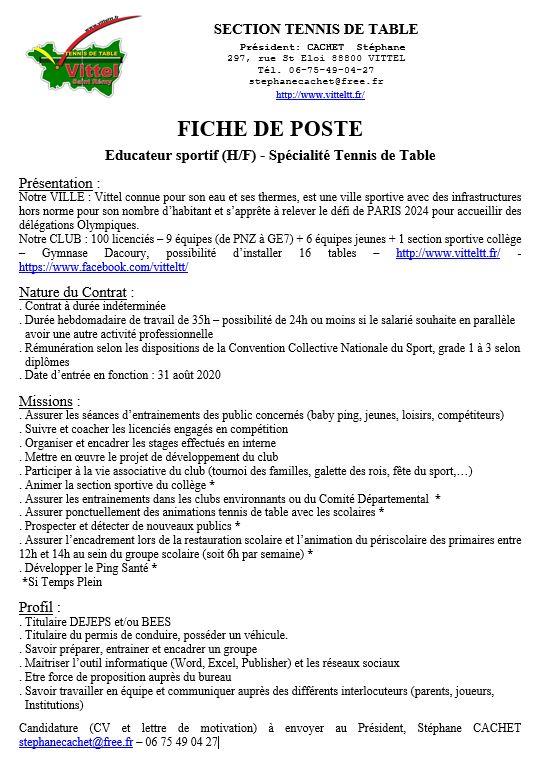 Poste entraineur à Vittel (88) Fiche_10