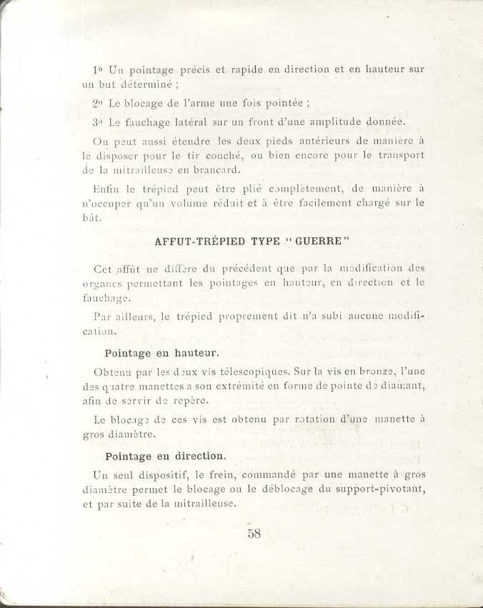 mitrailleuse St Etienne 1907 Hotchk11