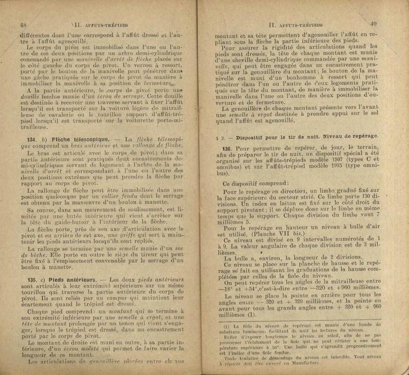 mitrailleuse St Etienne 1907 Ryglem36