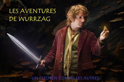 RP - Les Aventures de Wurrzag Affich10