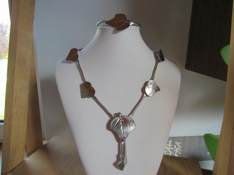 collier et bracelet en acier Img_6913