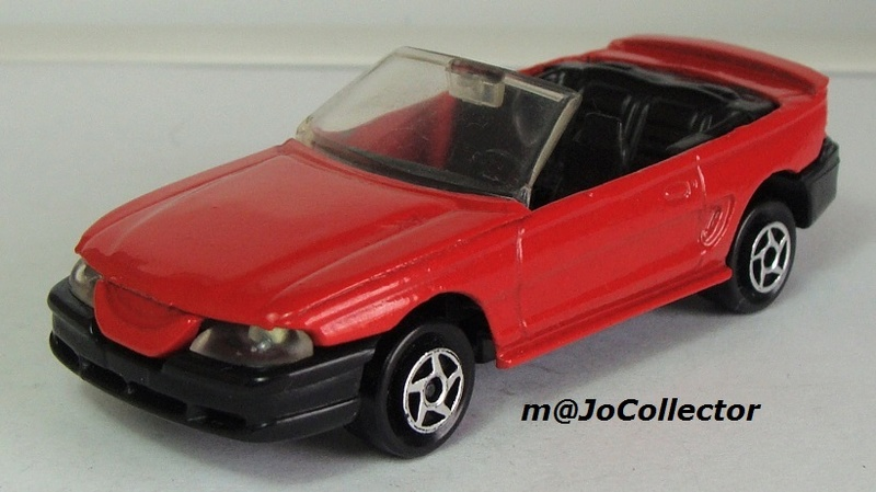 N°203 FORD MUSTANG GT CABRIOLET 203s-210