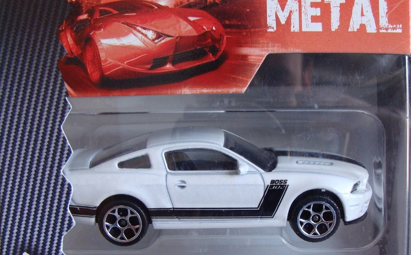 N°204A Ford Mustang Boss 204_5a10