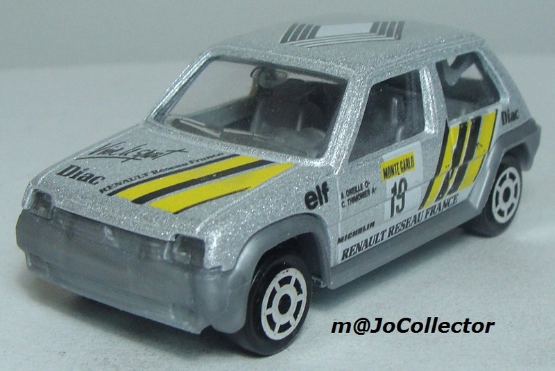 N°205 RENAULT SUPERCINQ GT TURBO 205_5_16