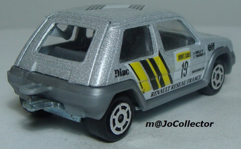N°205 RENAULT SUPERCINQ GT TURBO 205_5_17