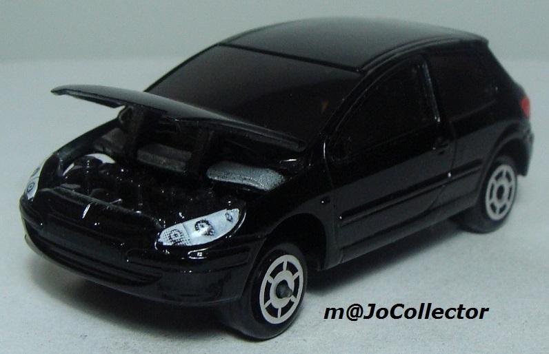 N°205C Peugeot 307. 205_7c10
