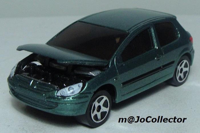 N°205C Peugeot 307. 205_7c12