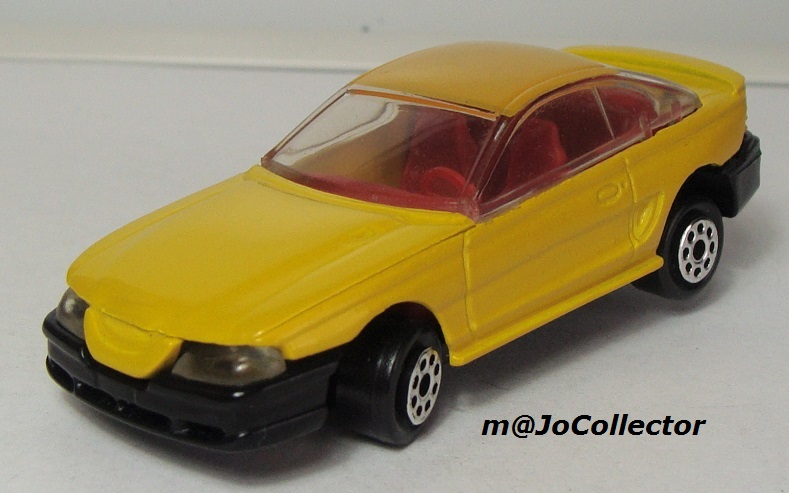 N°205S/206S FORD MUSTANG IV COUPE 205s-210