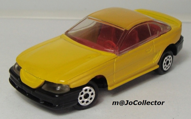 N°205S/206S FORD MUSTANG IV COUPE 205s-211