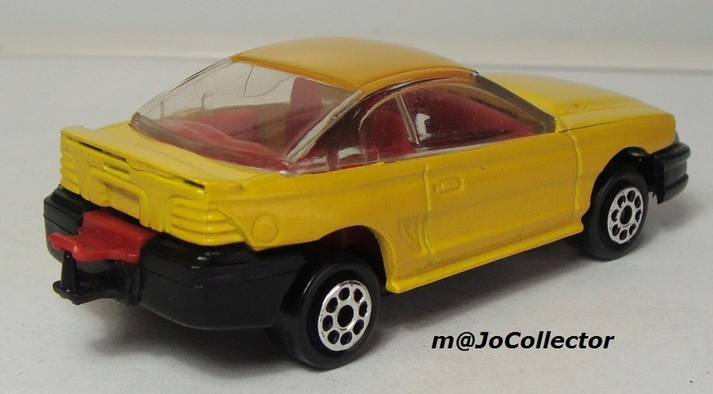 N°205S/206S FORD MUSTANG IV COUPE 205s-212