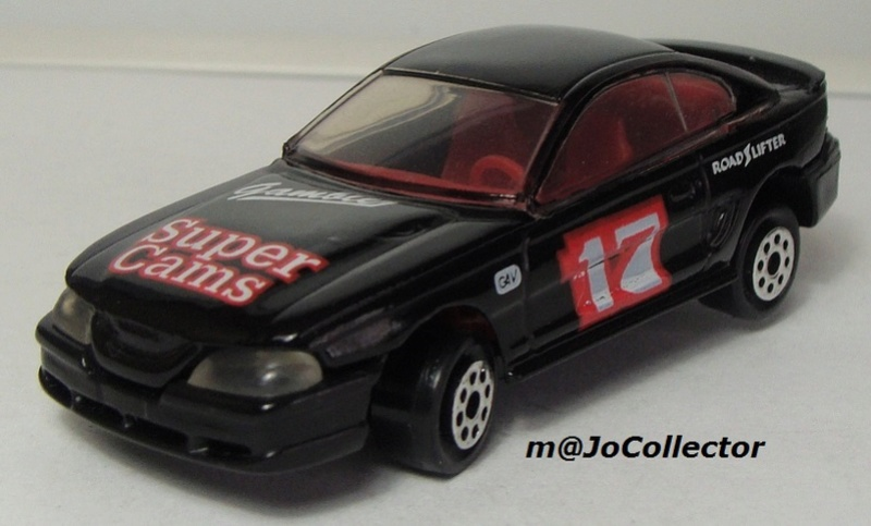 N°205S/206S FORD MUSTANG IV COUPE 205s-214