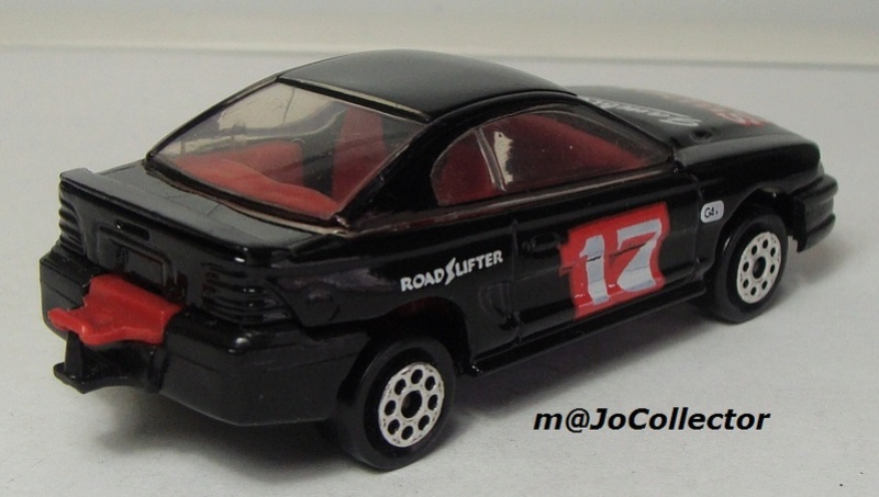 N°205S/206S FORD MUSTANG IV COUPE 205s-215