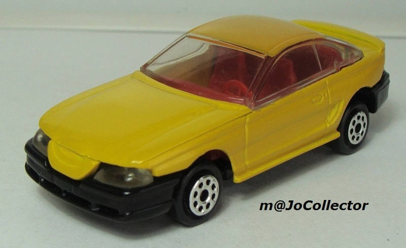 N°205S/206S FORD MUSTANG IV COUPE 205s-218