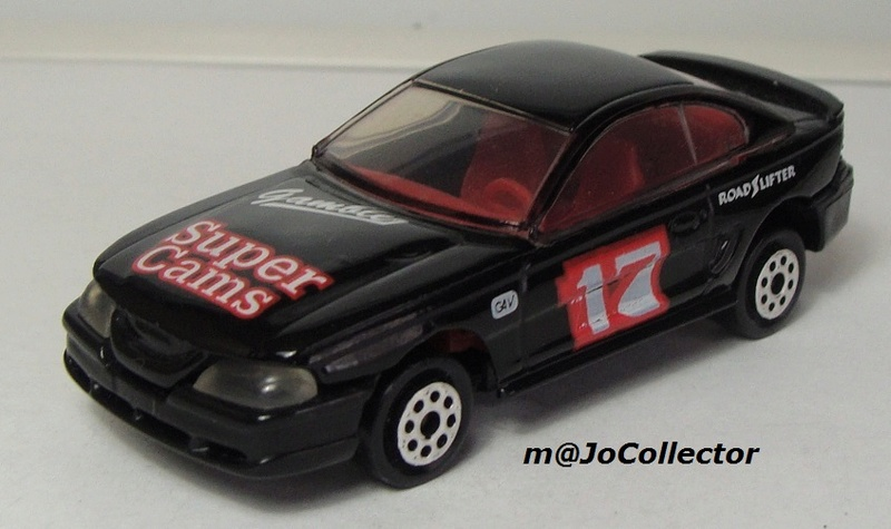 N°205S/206S FORD MUSTANG IV COUPE 205s-219