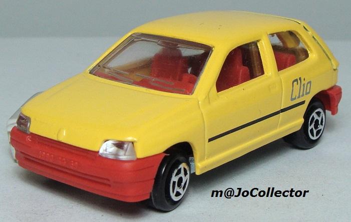 N°207S/208S RENAULT CLIO I 207s-217