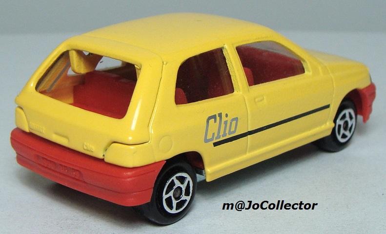 N°207S/208S RENAULT CLIO I 207s-219