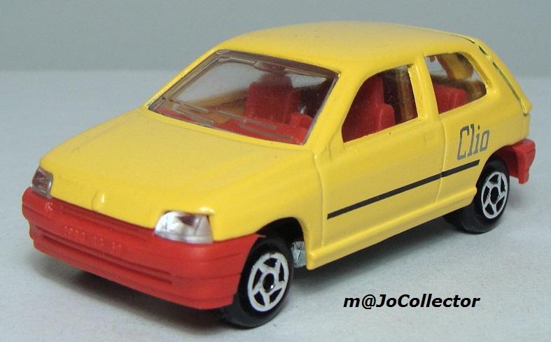 N°207S/208S RENAULT CLIO I 207s-220