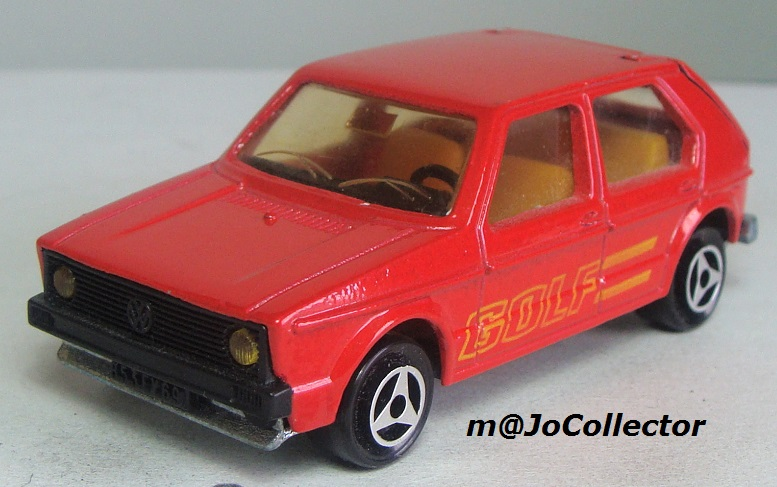 N°210 VOLKSWAGEN GOLF 1 210_2_12